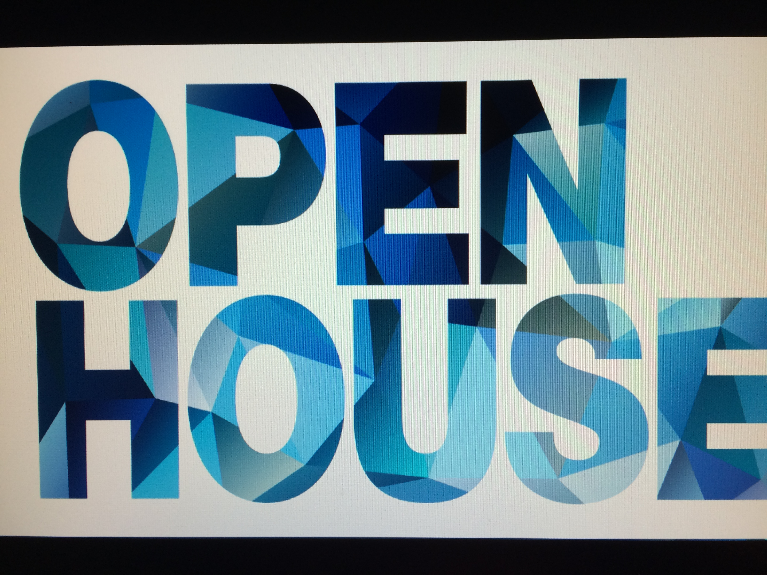 You're Invited to Our Open House
