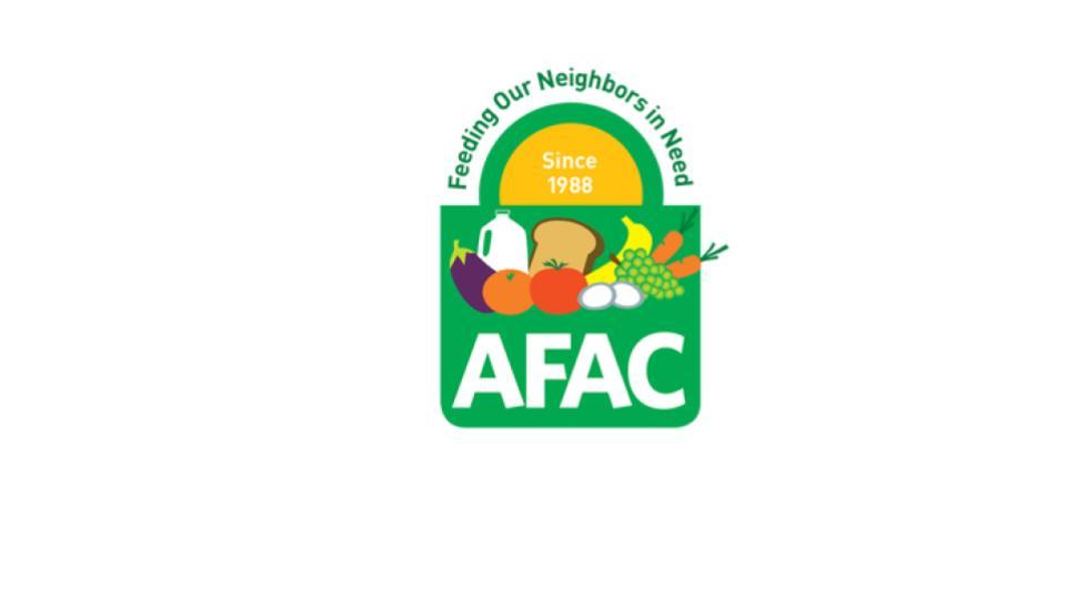 AFAC Groceries: Summer Schedule