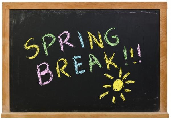 Students return April 18 for 4th quarter!