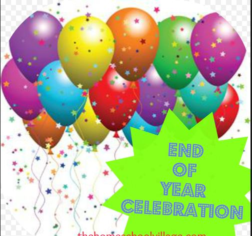 End Of Year Celebration: Join Us 6/14 at 12:15