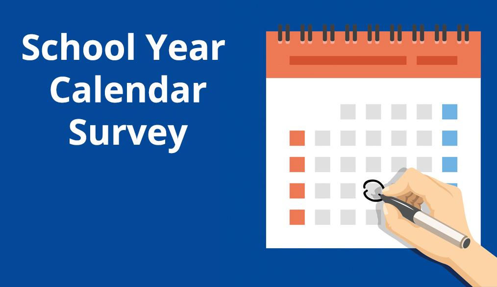 Help us shape next year's calendar
